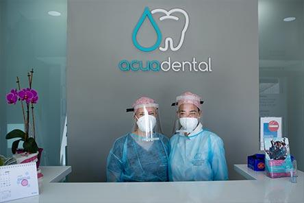 Equipo de dentistas Arganda del Rey