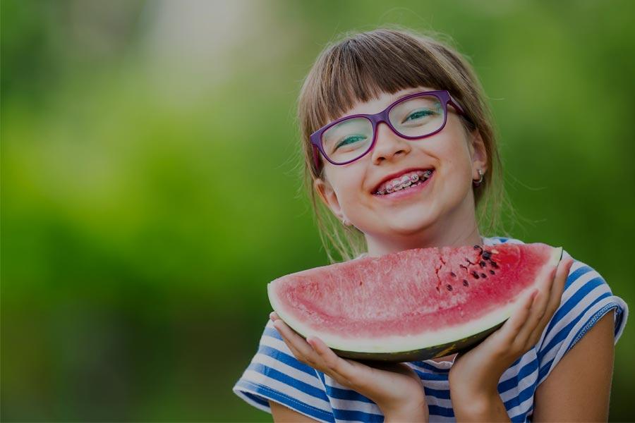 Cuidado de la Ortodoncia en verano
