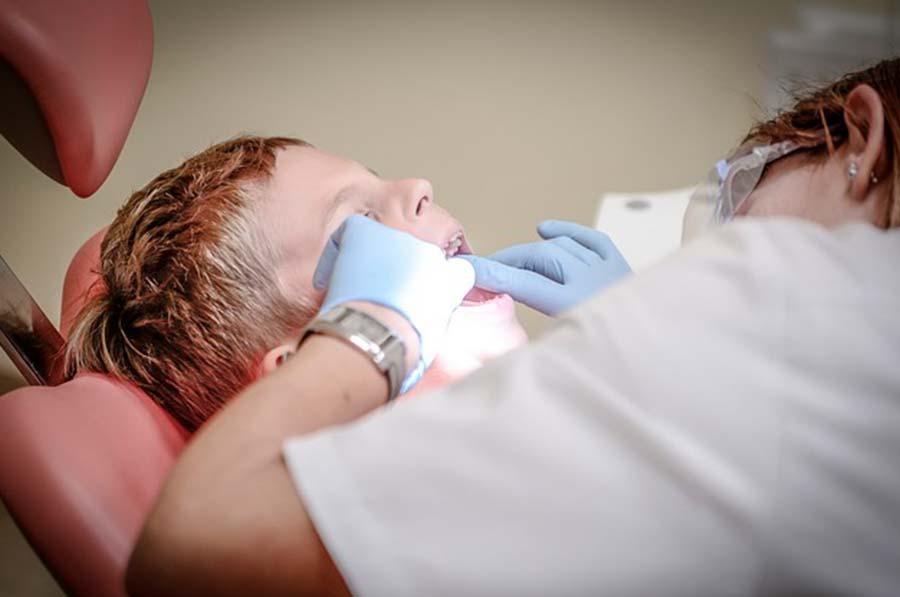 Consulta de Odontopediatría para traumatismos dentales infantiles