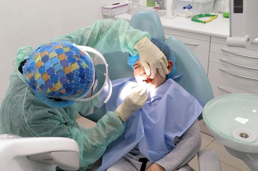 cómo quitar el miedo al dentista en los niños en Arganda, Madrid