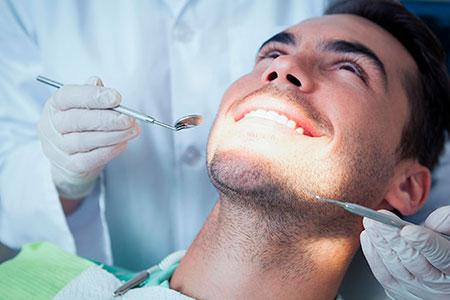 Clínica dental, sedación dental
