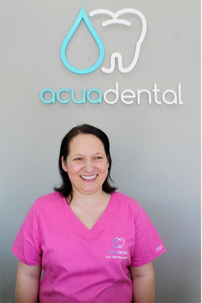 Higienista en clínica dental de Arganda del Rey