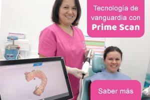 Prime Scan, dentistas Arganda del rey Acuadental